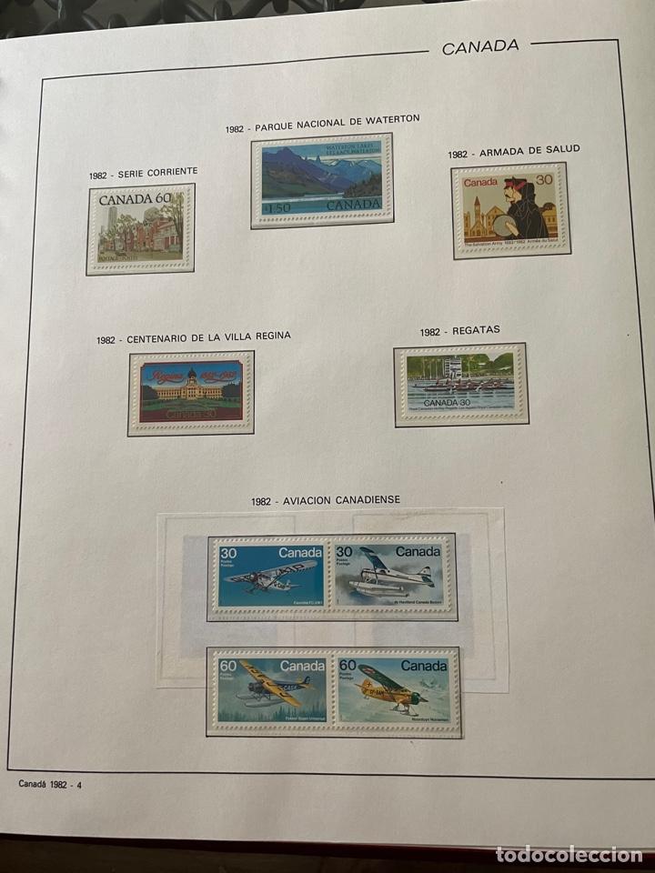 Sellos: Colección sellos Canadá 1977 a 1988. Completa a falta 2 sellos - Foto 27 - 248659855