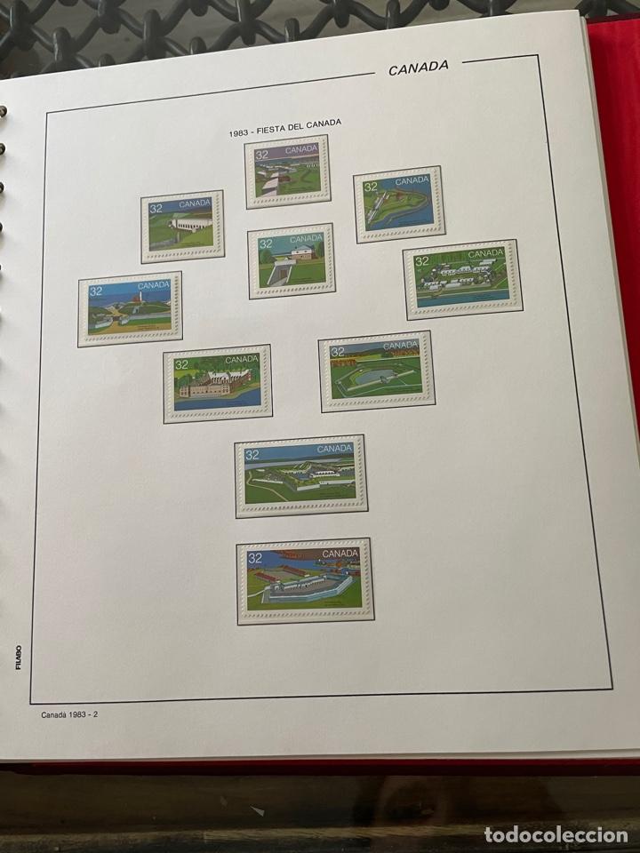Sellos: Colección sellos Canadá 1977 a 1988. Completa a falta 2 sellos - Foto 30 - 248659855