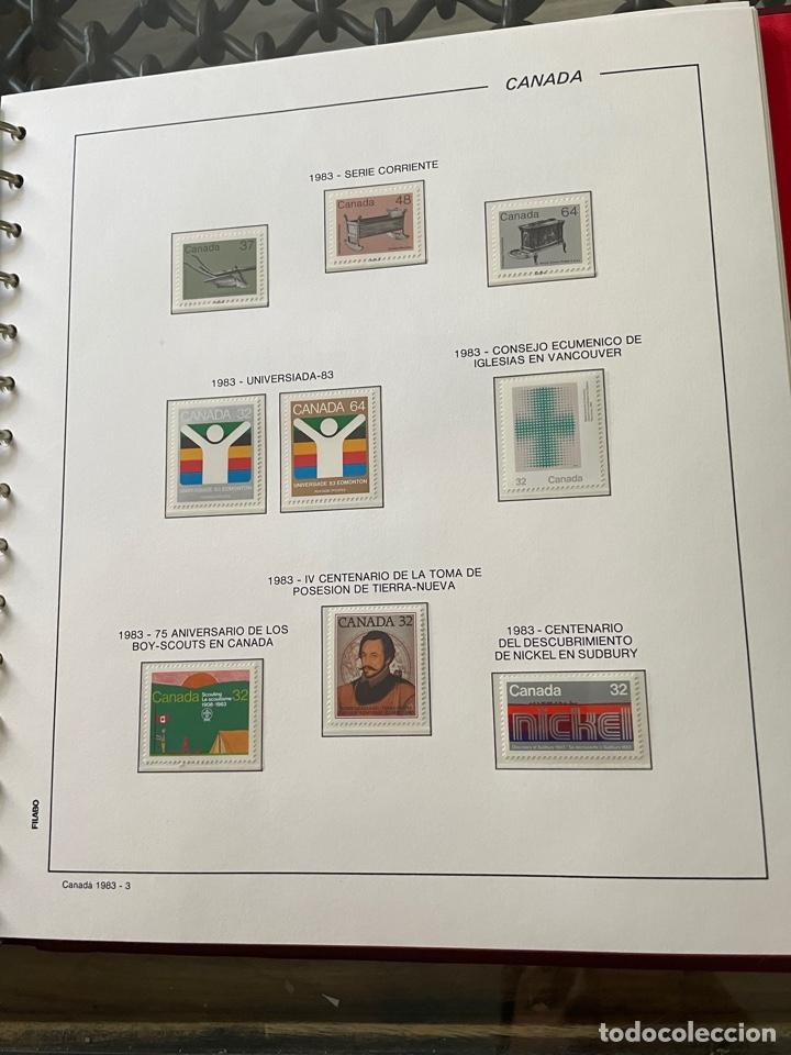 Sellos: Colección sellos Canadá 1977 a 1988. Completa a falta 2 sellos - Foto 31 - 248659855