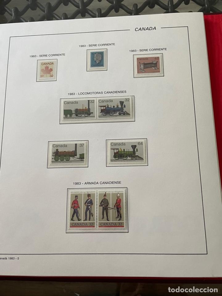 Sellos: Colección sellos Canadá 1977 a 1988. Completa a falta 2 sellos - Foto 33 - 248659855