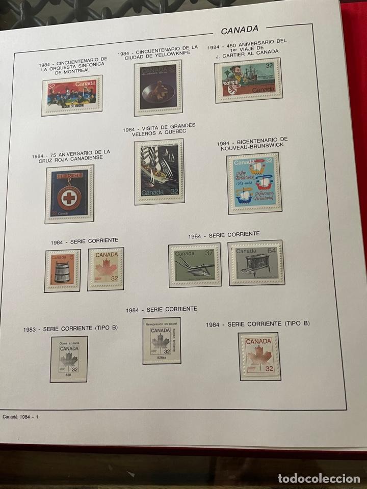 Sellos: Colección sellos Canadá 1977 a 1988. Completa a falta 2 sellos - Foto 34 - 248659855