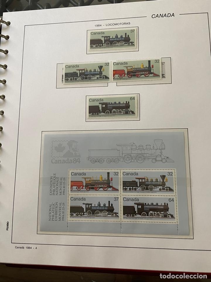 Sellos: Colección sellos Canadá 1977 a 1988. Completa a falta 2 sellos - Foto 37 - 248659855