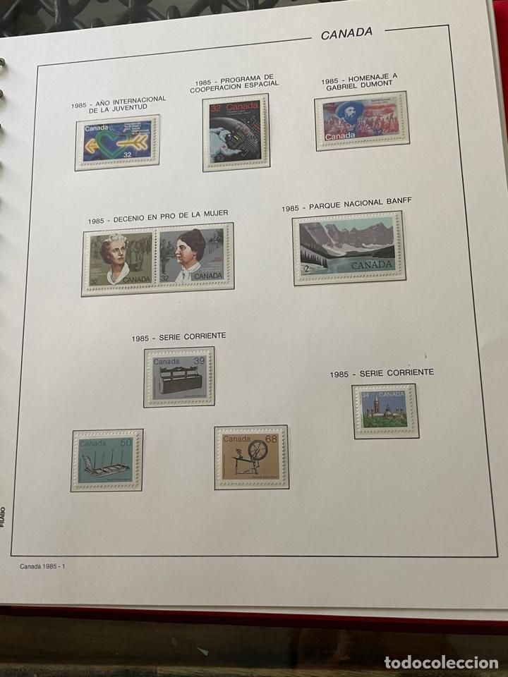 Sellos: Colección sellos Canadá 1977 a 1988. Completa a falta 2 sellos - Foto 38 - 248659855