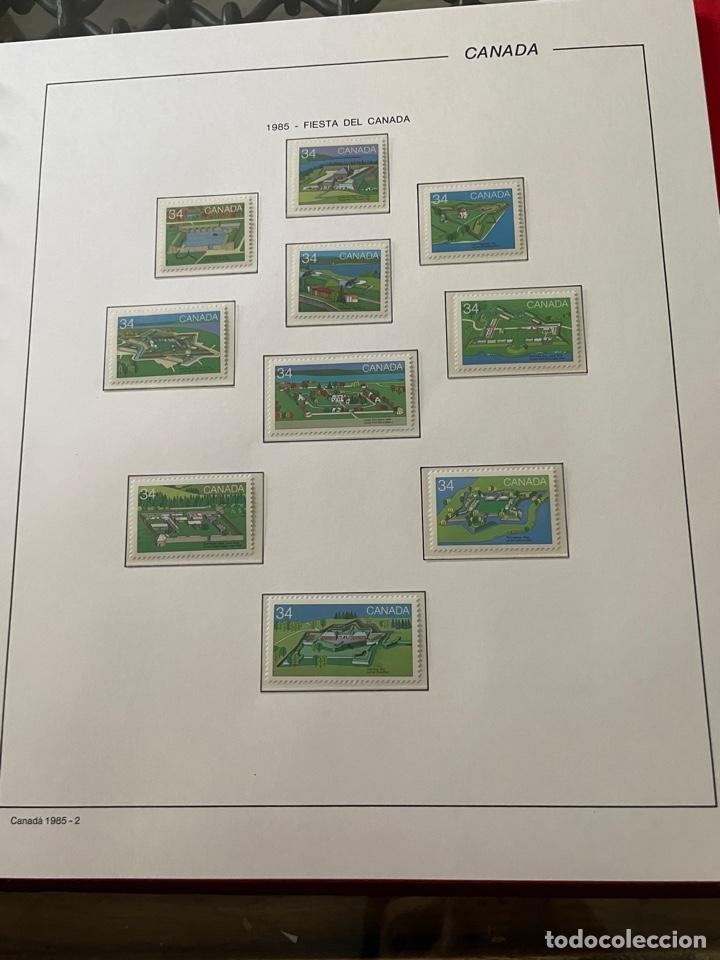 Sellos: Colección sellos Canadá 1977 a 1988. Completa a falta 2 sellos - Foto 39 - 248659855