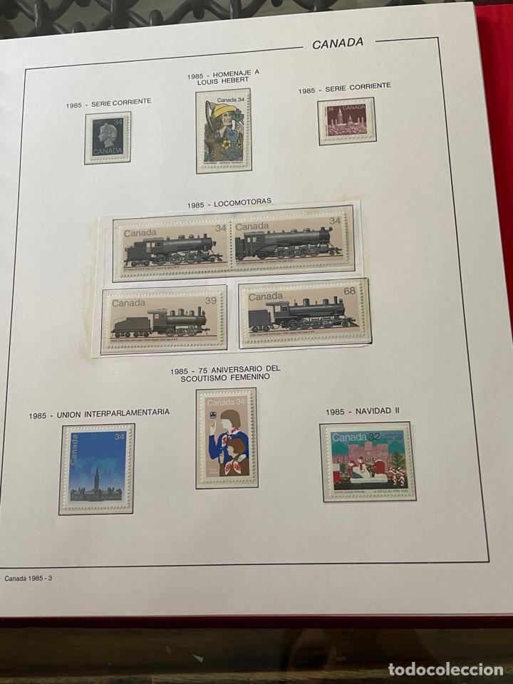 Sellos: Colección sellos Canadá 1977 a 1988. Completa a falta 2 sellos - Foto 40 - 248659855