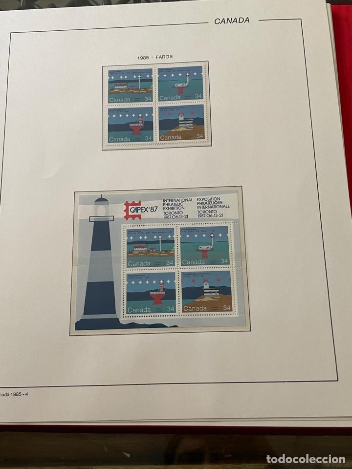 Sellos: Colección sellos Canadá 1977 a 1988. Completa a falta 2 sellos - Foto 41 - 248659855