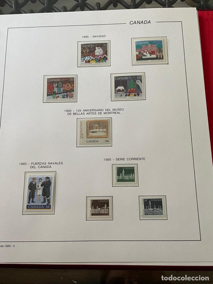 Sellos: Colección sellos Canadá 1977 a 1988. Completa a falta 2 sellos - Foto 42 - 248659855