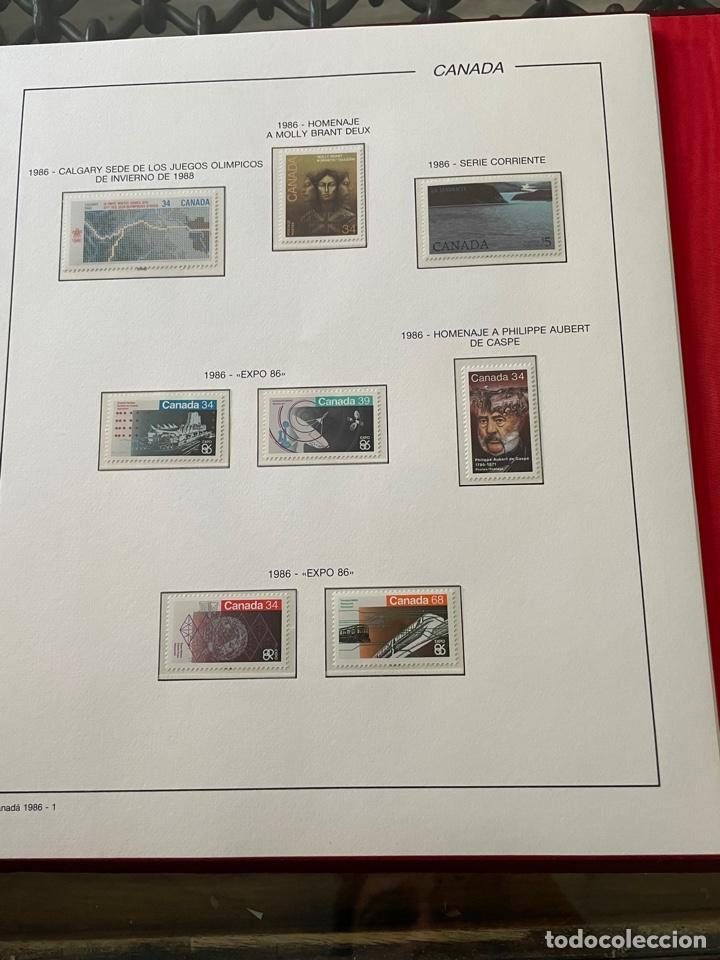 Sellos: Colección sellos Canadá 1977 a 1988. Completa a falta 2 sellos - Foto 43 - 248659855