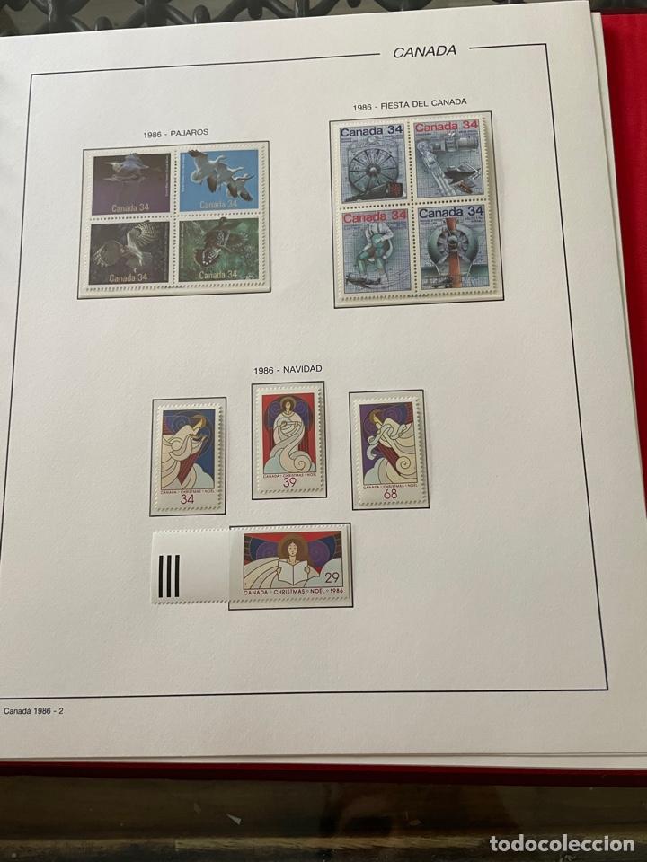 Sellos: Colección sellos Canadá 1977 a 1988. Completa a falta 2 sellos - Foto 44 - 248659855