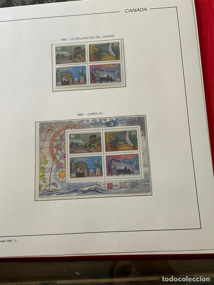 Sellos: Colección sellos Canadá 1977 a 1988. Completa a falta 2 sellos - Foto 45 - 248659855