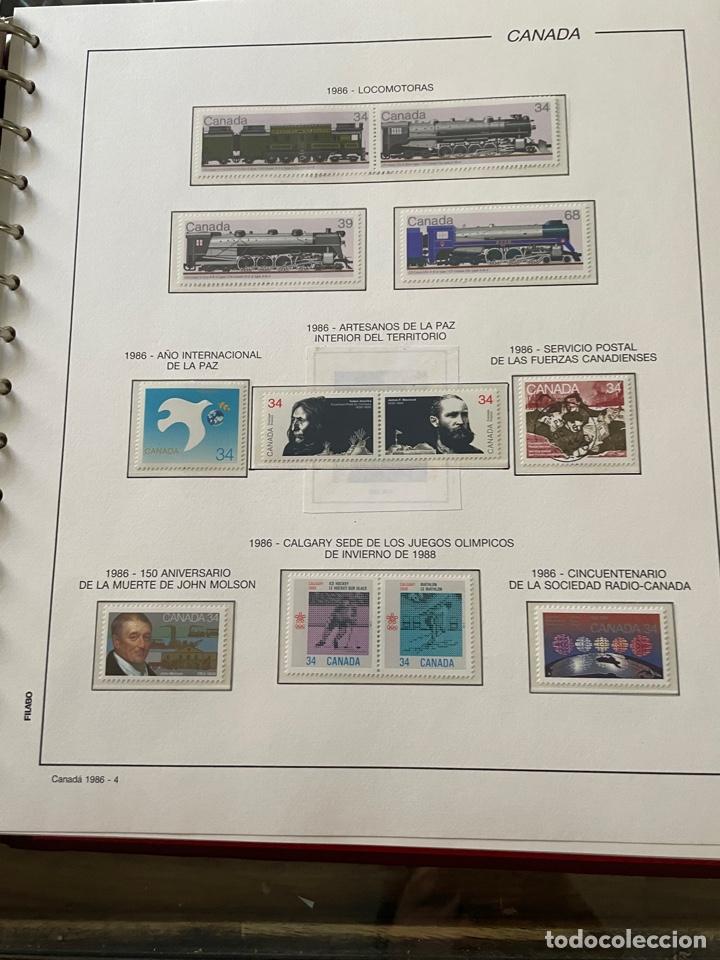 Sellos: Colección sellos Canadá 1977 a 1988. Completa a falta 2 sellos - Foto 46 - 248659855
