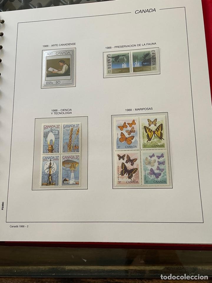 Sellos: Colección sellos Canadá 1977 a 1988. Completa a falta 2 sellos - Foto 50 - 248659855