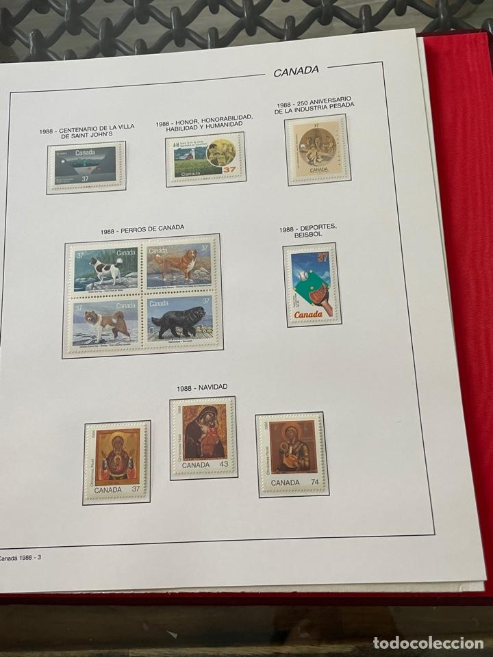 Sellos: Colección sellos Canadá 1977 a 1988. Completa a falta 2 sellos - Foto 51 - 248659855