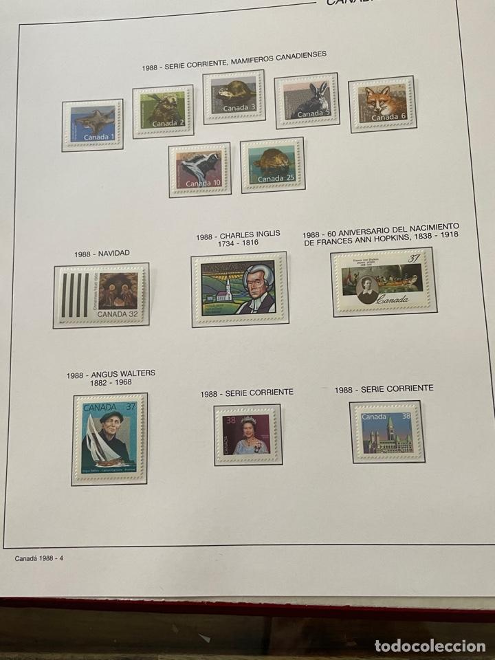 Sellos: Colección sellos Canadá 1977 a 1988. Completa a falta 2 sellos - Foto 52 - 248659855