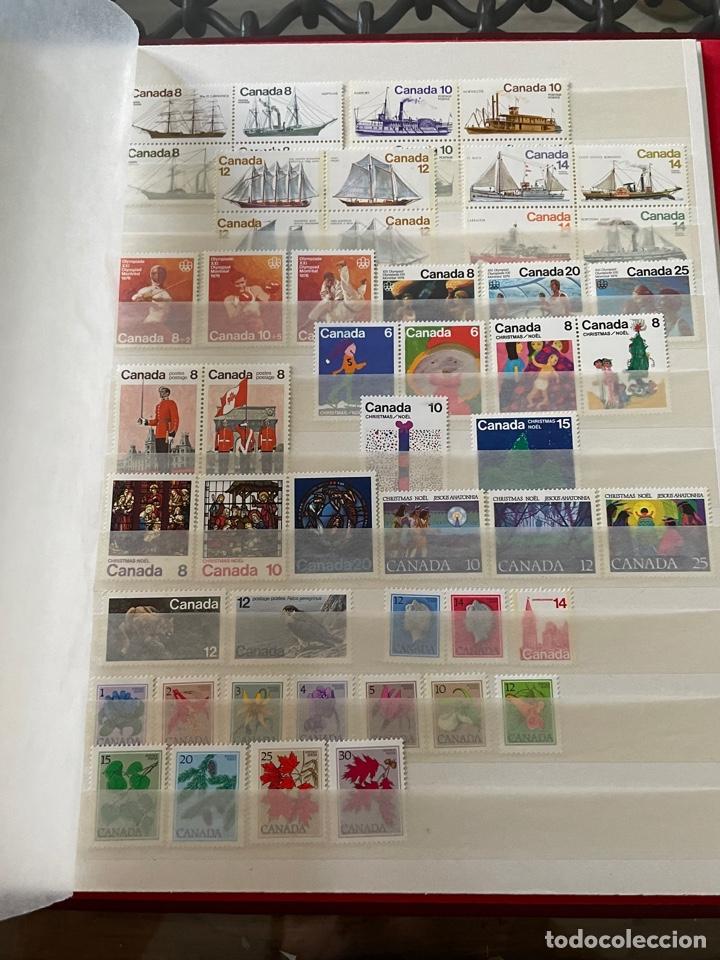Sellos: Colección sellos Canadá 1977 a 1988. Completa a falta 2 sellos - Foto 54 - 248659855