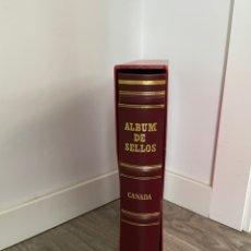 Sellos: COLECCIÓN SELLOS CANADÁ 1977 A 1988. COMPLETA A FALTA 2 SELLOS. Lote 248659855