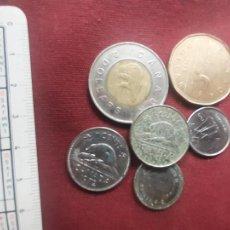Sellos: CANADA. 3,30 DOLLARS EN MONEDAS. Lote 254440015