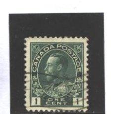 Timbres: CANADA 1911-16 - YVERT NRO. 93- USADO -. Lote 268900609