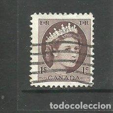 Timbres: CANADA 1954 - YVERT NRO. 267 - USADO -. Lote 268900724