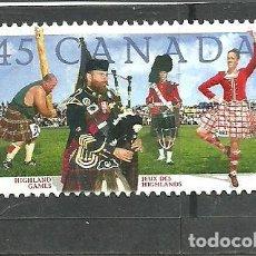 Timbres: CANADA 1997- YVERT NRO. 1525 - USADO -. Lote 268900799