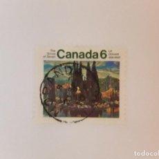 Sellos: CANADÁ SELLO USADO. Lote 269940443