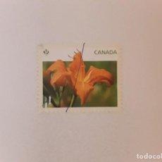 Sellos: CANADÁ SELLO USADO. Lote 277019248