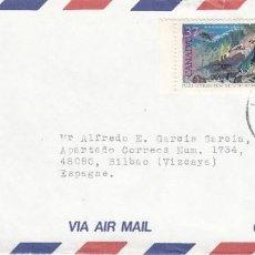 Sellos: CORREO AEREO: CANADA 1988. Lote 277044633