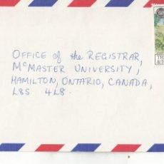 Sellos: CORREO AEREO: TRINIDAD Y TOBAGO 1982. Lote 277044768