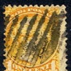 Sellos: CANADA // YVERT 28 // 1870-93 ... USADO. Lote 277063343
