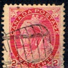 Sellos: CANADA // YVERT 65 // 1898-03 ... USADO. Lote 277063938