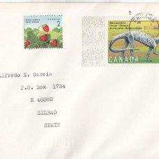 Sellos: CORREO AEREO: CANADA 1994. Lote 277127558