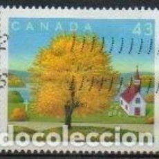 Francobolli: SELLO USADO DE CANADA 1994, YT 1369. Lote 277193158