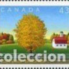 Francobolli: SELLO USADO DE CANADA 1994, YT 1373. Lote 277193453