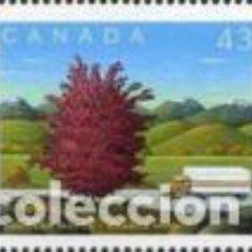 Francobolli: SELLO USADO DE CANADA 1994, YT 1374. Lote 277193573