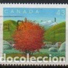 Francobolli: SELLO USADO DE CANADA 1994, YT 1376. Lote 277193708