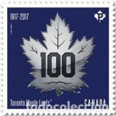Timbres: SELLO USADO DE CANADA 2017, YT 3436. Lote 278364308