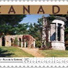 Sellos: SELLO USADO DE CANADA 2003, YT 2004. Lote 279356558