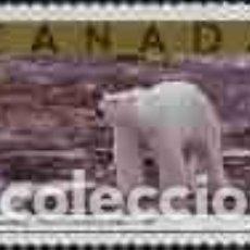 Sellos: SELLO USADO DE CANADA 2003, YT 2006. Lote 279356888