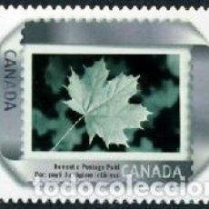 Sellos: SELLO USADO DE CANADA 2004, YT 2100. Lote 279360418