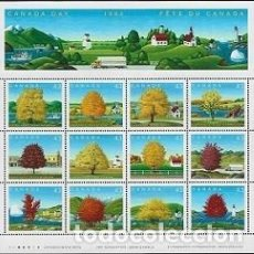 Sellos: HB** DE CANADA 1994, YT F 1367. Lote 279360913