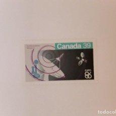 Selos: CANADA SELLO USADO. Lote 288153798