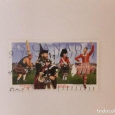 Selos: CANADA SELLO USADO. Lote 288153893