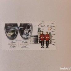 Timbres: CANADA SELLO USADO. Lote 288448508