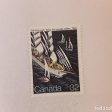 Timbres: CANADA SELLO USADO. Lote 288448563