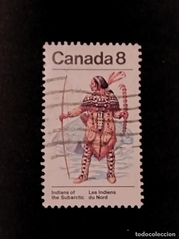 SELLO DE CANADÁ - U 61 (Sellos - Extranjero - América - Canadá)