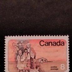 Sellos: SELLO DE CANADÁ - U 62. Lote 288574758