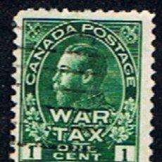 Sellos: CANADA // YVERT 100 // 1915 ... USADO. Lote 288714963