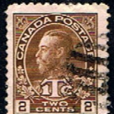 Sellos: CANADA // YVERT 106 // 1915 ... USADO. Lote 288715123