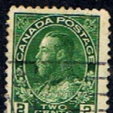 Sellos: CANADA // YVERT 109 // 1918-25 ... USADO. Lote 288715473