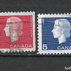 Sellos: CANADA SELLO USADO - 20/20. Lote 289910798